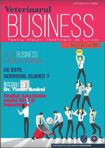 revista veterinarul business nr 5