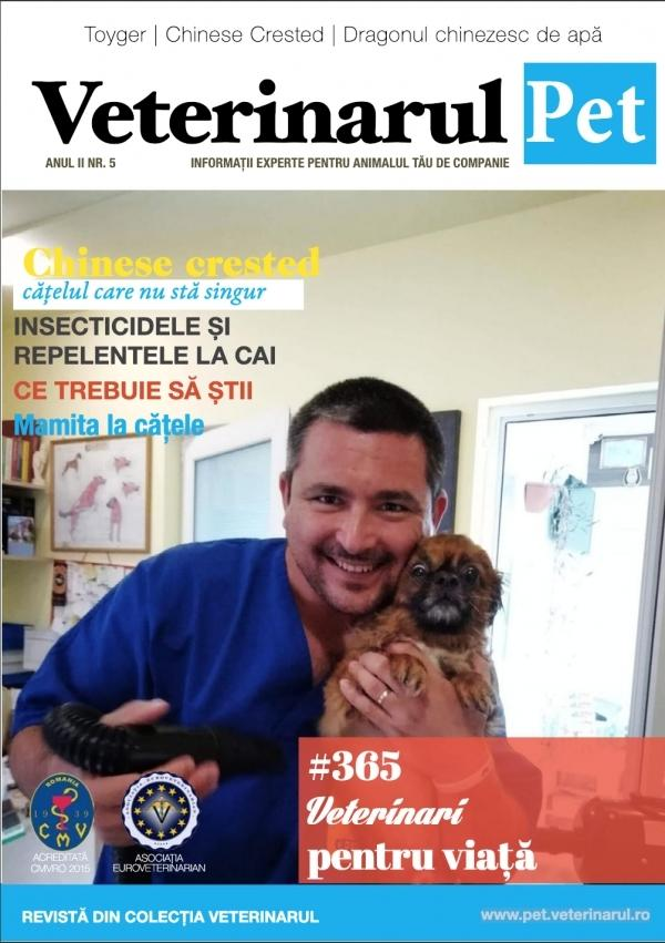 Revista Veterinarul PET nr. 5