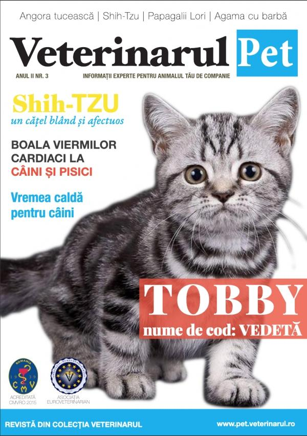 Revista Veterinarul PET nr. 3