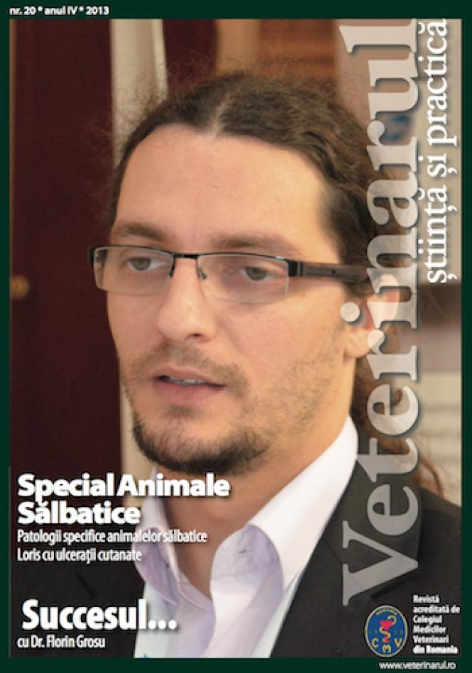 "Revista ""Veterinarul"" - Nr. 20"