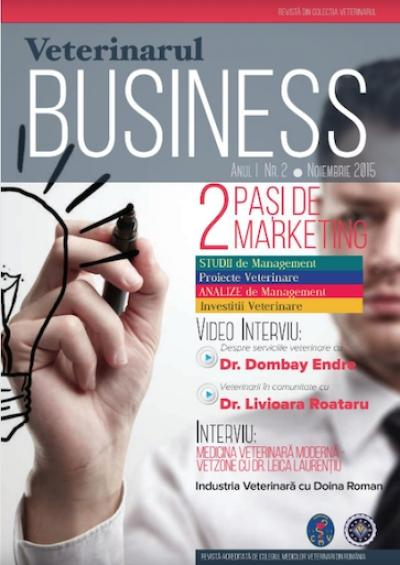 Revista Veterinarul Business nr 2