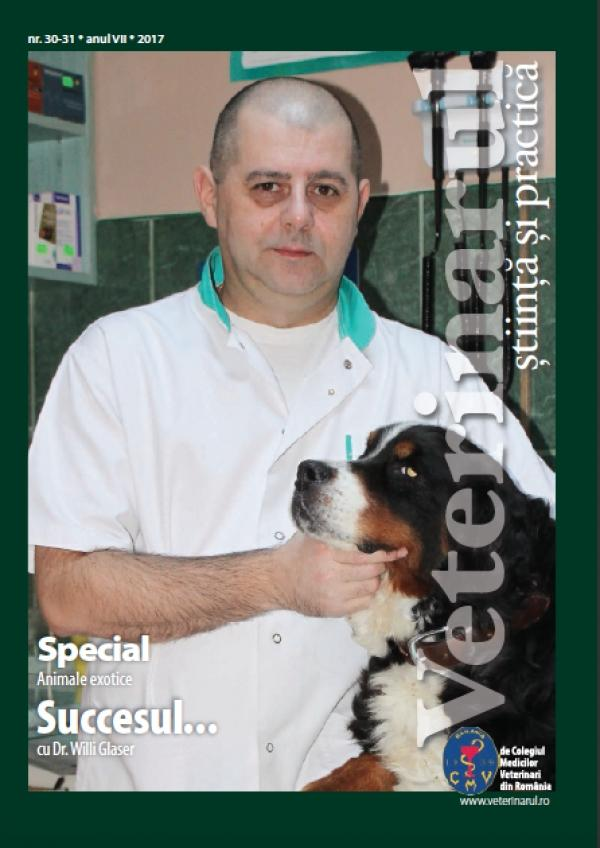 "Revista ""Veterinarul"" - Nr. 30-31"