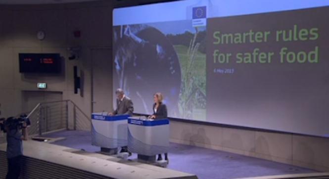 Norme mai inteligente pentru alimente mai sigure - propuneri CE