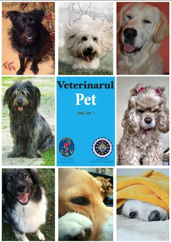 Revista Veterinarul PET nr 1