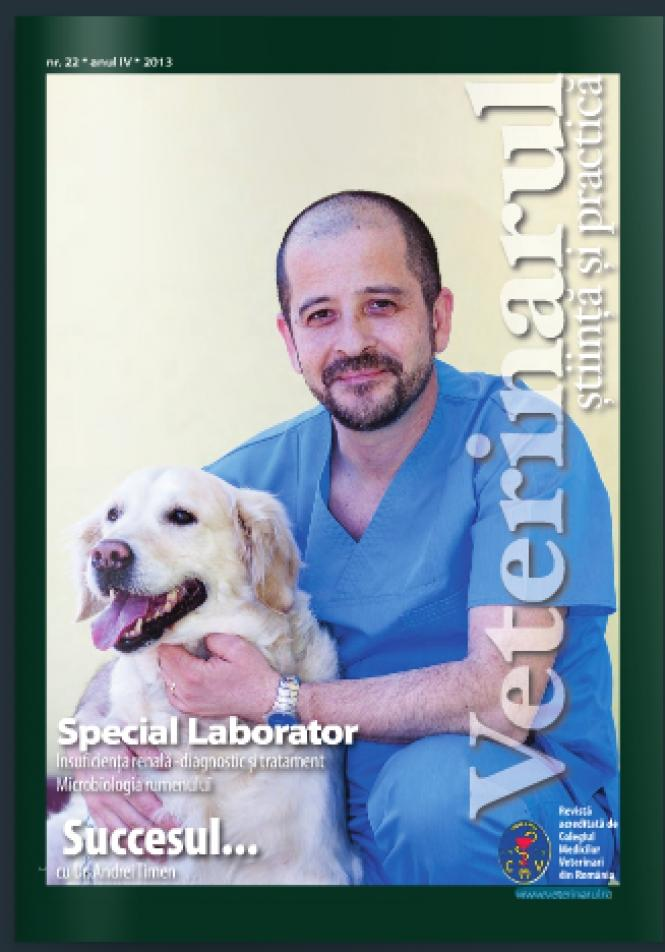 "Revista ""Veterinarul"" - Nr. 22"