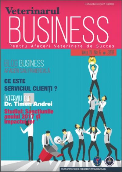 Revista Veterinarul Business nr. 5