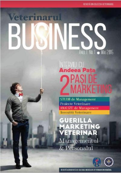 Revista Veterinarul Business nr 1