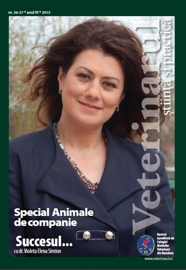 "Revista ""Veterinarul"" - Nr. 26-27"