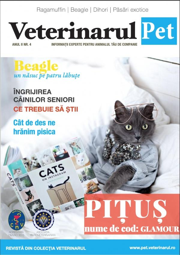 Revista Veterinarul PET nr. 4