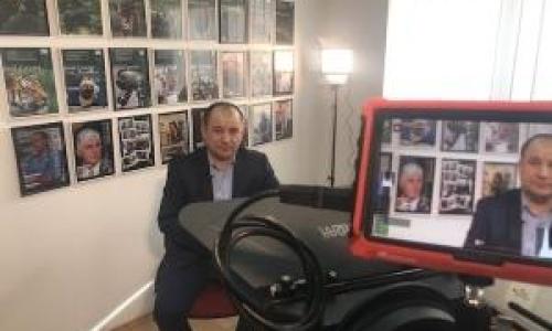 Interviu dr. Ciprian Radu, presedintele Cooperativei din Deal