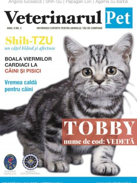 Revista Veterinarul Pet nr 3