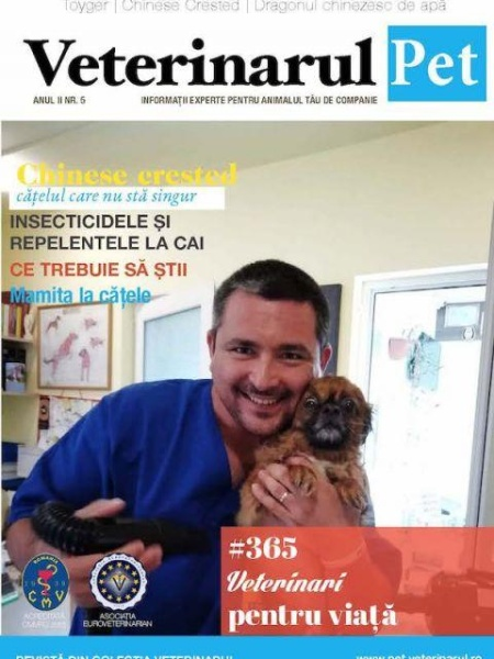 Revista Veterinarul Pet nr 5